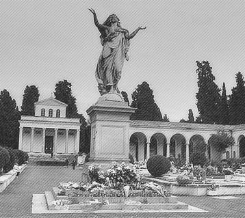 lapide cimiteriale roma