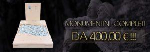 monumentini cimiteriali roma